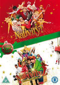 Nativity!/Nativity 2 - Danger in the Manger (DVD)