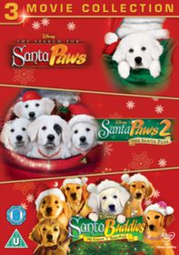 Buddies Christmas Triple Pack (DVD)