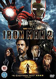 Iron Man 2 (Parallel Import - DVD)