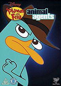 Phineas and Ferb: Animal Agents (DVD)