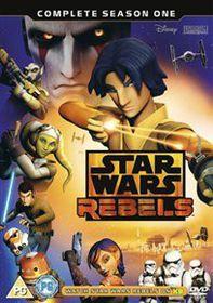Star Wars Rebels: Complete Season 1 (DVD)