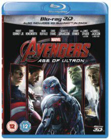 Avengers: Age of Ultron (3D + 2D Blu-ray - Parallel Import)
