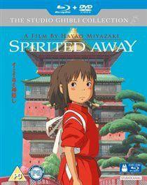 Spirited Away (Blu-ray & DVD)