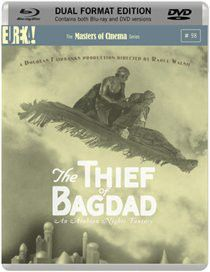 Thief of Bagdad (Import Blu-ray + DVD)