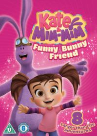 Kate and Mim-Mim: A Christmas Wish (DVD)