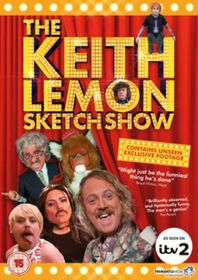 The Keith Lemon Sketch Show (DVD)