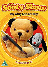 Sooty: Izzy Wizzy Let's Get Busy! (DVD)