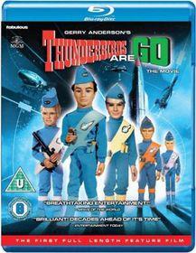 Thunderbirds Are Go - The Movie (Blu-ray)