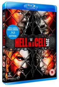 WWE: Hell in a Cell 2014 (Blu-Ray)