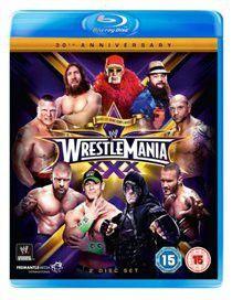 WWE: WrestleMania 30 - Blu-ray