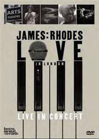 James Rhodes: Love in London