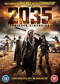 2035: Forbidden Dimensions (DVD)