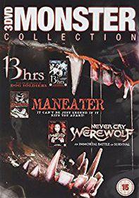 Monster Pack (DVD)