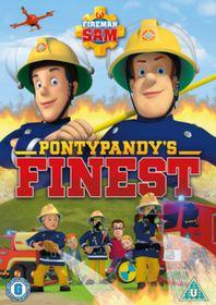 Fireman Sam: Pontypandy's Finest (DVD)