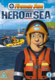 Fireman Sam: Hero at Sea (DVD)