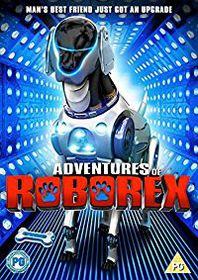 The Adventures of RoboRex (DVD)