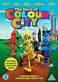 The Hero Of Colour City (DVD)
