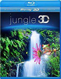Jungle 3D (3D Blu-ray)
