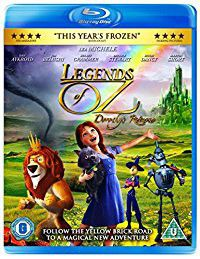 Legends of Oz - Dorothy's Return (Blu-ray)