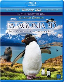 Patagonia Part 2 (3D Blu-ray)