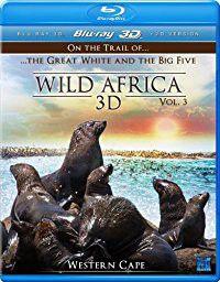 Wild Africa Part 3 (3D Blu-ray)