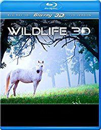 Wildlife 3D (3D Blu-ray)