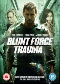 Blunt Force Trauma (DVD)