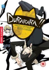 Durarara!!: Complete Series (DVD)