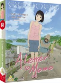 Letter to Momo (Blu-ray)
