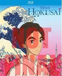 Miss Miss Hokusai - Blu Ray
