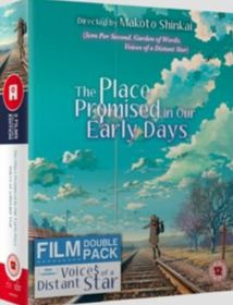 Place Promised in Our Early Days/Voices of a Distant Star (Blu-ray)