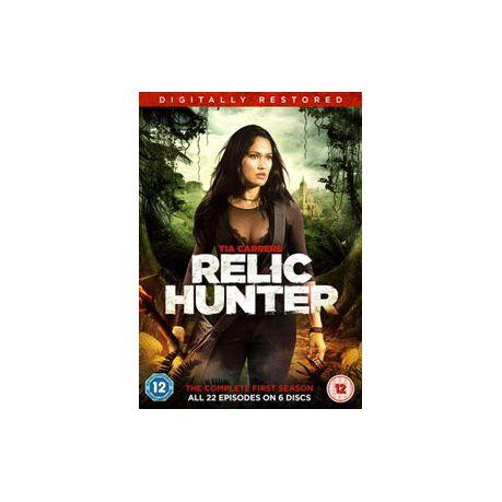 Relic Hunter Season 1 Buy Online In South Africa Takealot Com