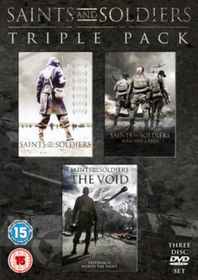 Saints and Soldiers Triple Pack (DVD)