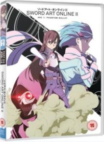 Sword Art Online: Season 2 Part 2 (DVD)