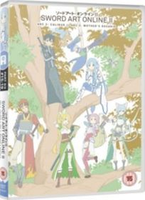 Sword Art Online: Season 2 Part 3 (DVD)