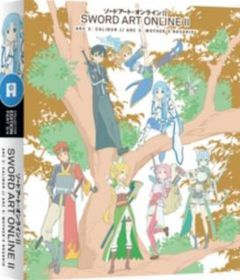 Sword Art Online: Season 2 Part 3 (Blu-ray)
