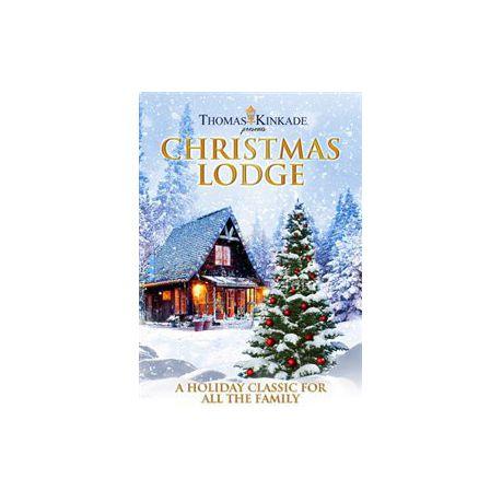The Christmas Lodge.Thomas Kinkade Presents Christmas Lodge Dvd
