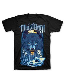 Miss May I - Angry Wolf Mens T-Shirt (Size: M)