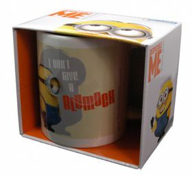 "Minions ""Blumock"" Ceramic Multi-Colour Mug (Parallel Import)"