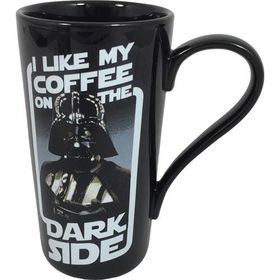 Star Wars - Darth Vader Latte Mug (Parallel Import)