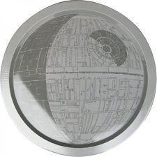 Star Wars Death Star Round Tin Tray (Parallel Import)