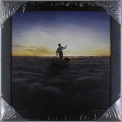 Pink Floyd - The Endless River Framed Album Cover Print