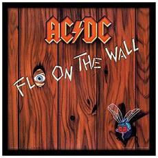 AC/DC - Fly On The Wall Framed Album Cover Print (Parallel Import)