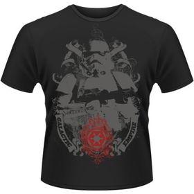 Star Wars Galactic Empire Men's T-Shirt Black (Size: 2XL - Parallel Import)