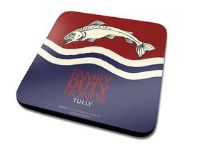 Game Of Thrones - Tully Coaster