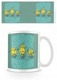 "Minions ""Groovy Day"" Ceramic Mug (Parallel Import)"
