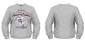Star Wars Imperial Troopers Athletic Club Mens Sweatshirt (Size: XXL)