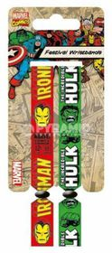 Iron Man Hulk Festival Wristbands (Parallel Import)