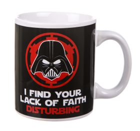 "Star Wars Darth Vader ""Lack of Faith"" Mug (Parallel Import)"