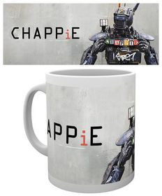 Chappie Logo Mug - Boxed (Parallel Import)